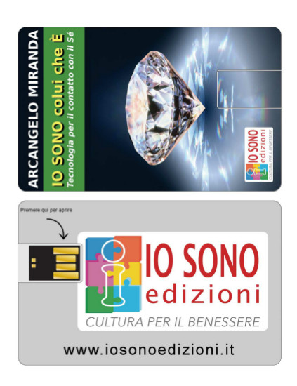 card USB dell audiolibro